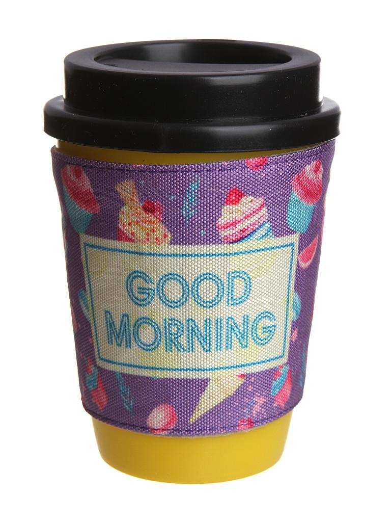 Термокружка Командор Good Morning 340ml 3855584