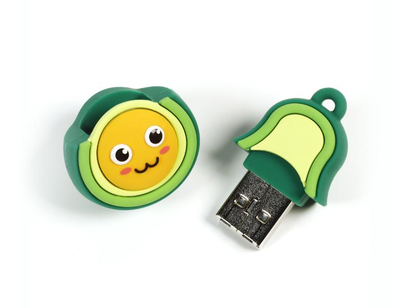 Фото - USB Flash Drive 16Gb - SmartBuy Wild Авокадо SB16GBAVO ufd smartbuy 16gb wild series бык sb16gbbullw