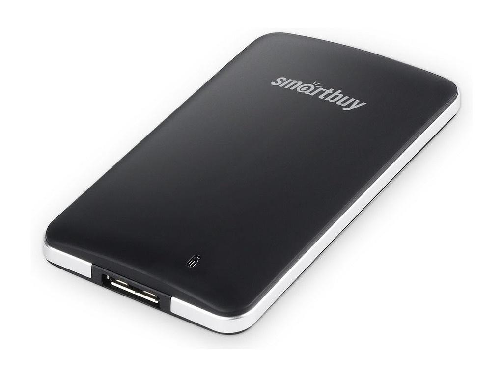 Фото - Твердотельный накопитель SmartBuy S3 Drive 128Gb SB128GB-S3BS-18SU30 внешний ssd накопитель 1 8 512gb smartbuy s3 drive sb512gb s3dw 18su30 ssd usb 3 0 белый