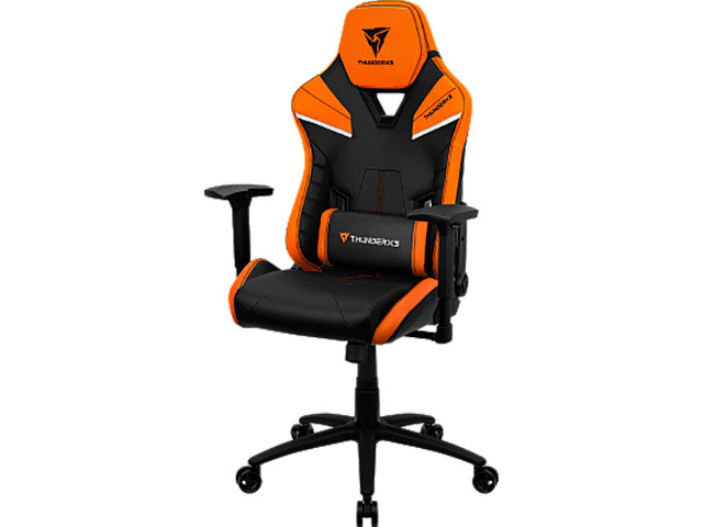 Компьютерное кресло ThunderX3 TC5 Tiger Orange TX3-TC5TO
