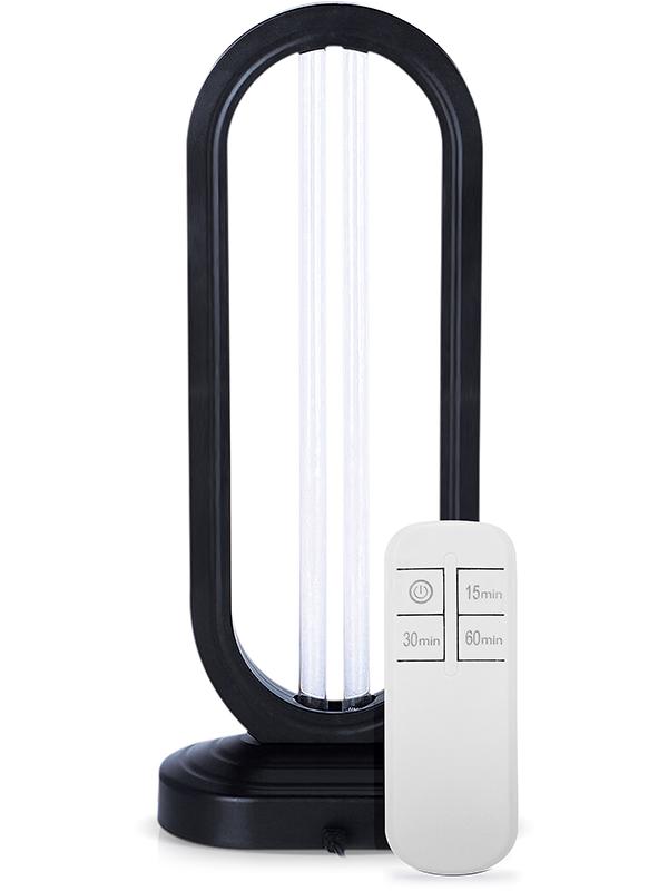 Бактерицидная ультрафиолетовая настольная лампа Qumo Health Aura Classic+ 32089