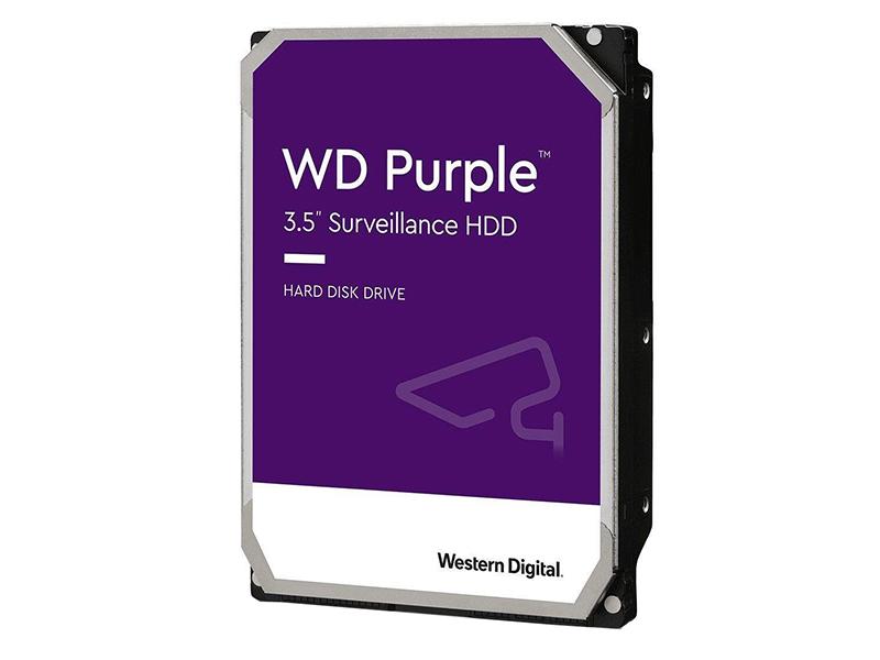 Жесткий диск Western Digital WD Purple 6Tb WD62PURZ