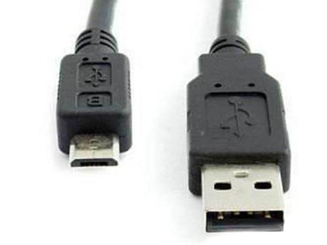 Аксессуар Proel USB A - Micro 1.8m USB1AAMLU18