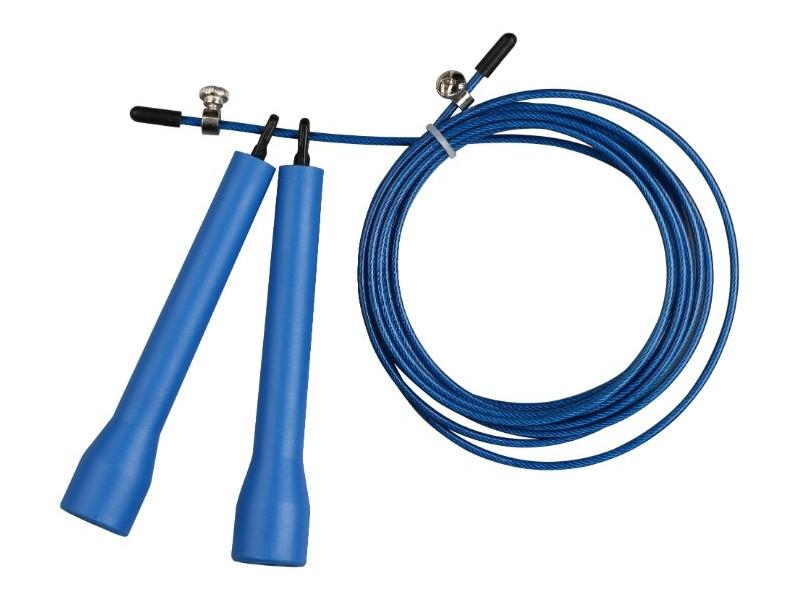 Скакалка Indigo Кроссфит 97161 IR Blue