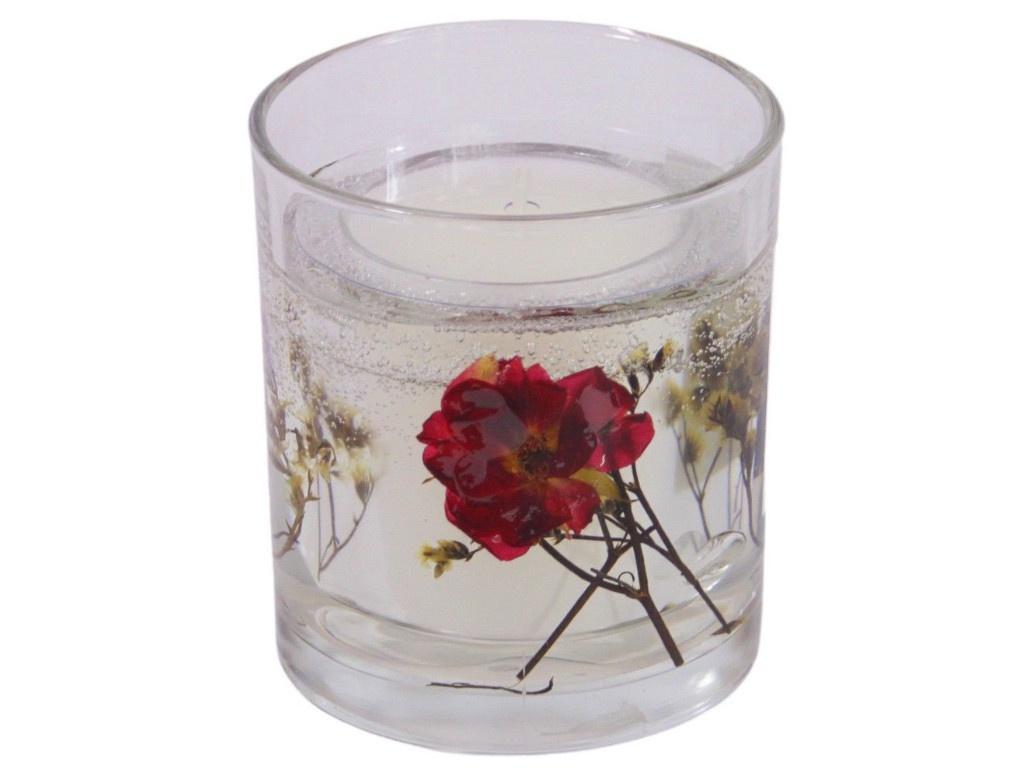 Ароматическая свеча Kaemingk Ароматная романтика Орхидея-Лилия 9cm 200111/172611