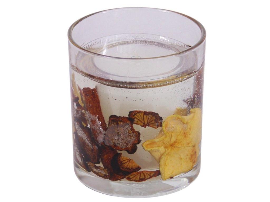 Ароматическая свеча Kaemingk Ароматная романтика Корица-Яблоко 9cm 200111/172612