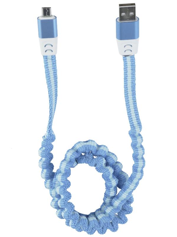 Фото - Аксессуар Liberty Project USB - MicroUSB 0.75-1.2m Light Blue 0L-MG-WF175 mg admin