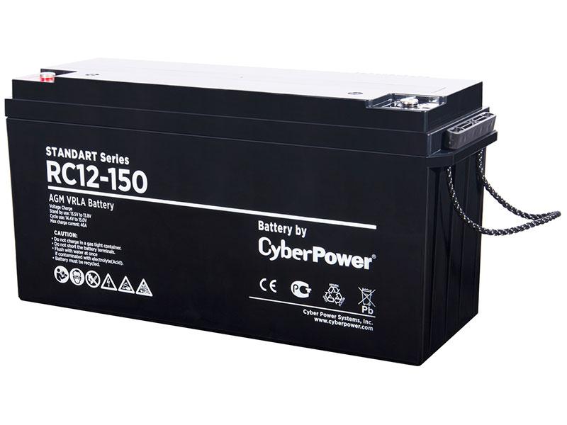 Аккумулятор для ИБП CyberPower RC 12-150 12V 150Ah