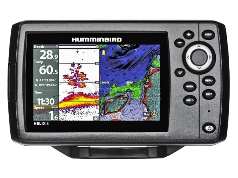 Эхолот Humminbird Helix 5 CHIRP GPS G2 410210-1