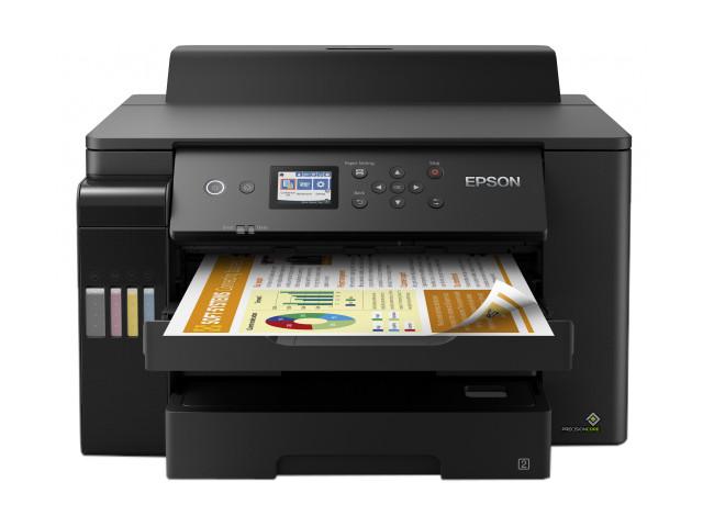 Фото - МФУ Epson L11160 C11CJ04404 принтер epson l11160 цветной a3