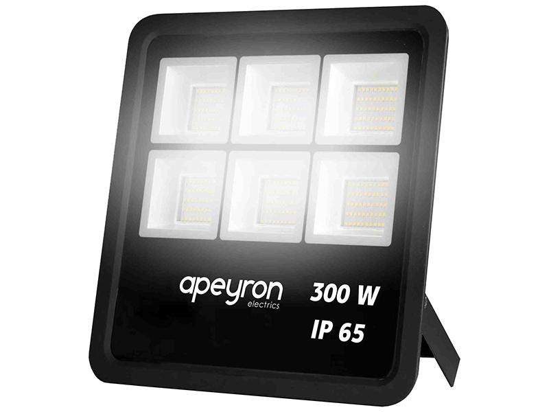 Прожектор Apeyron 300W IP65 25000Lm 4200Lm 05-33