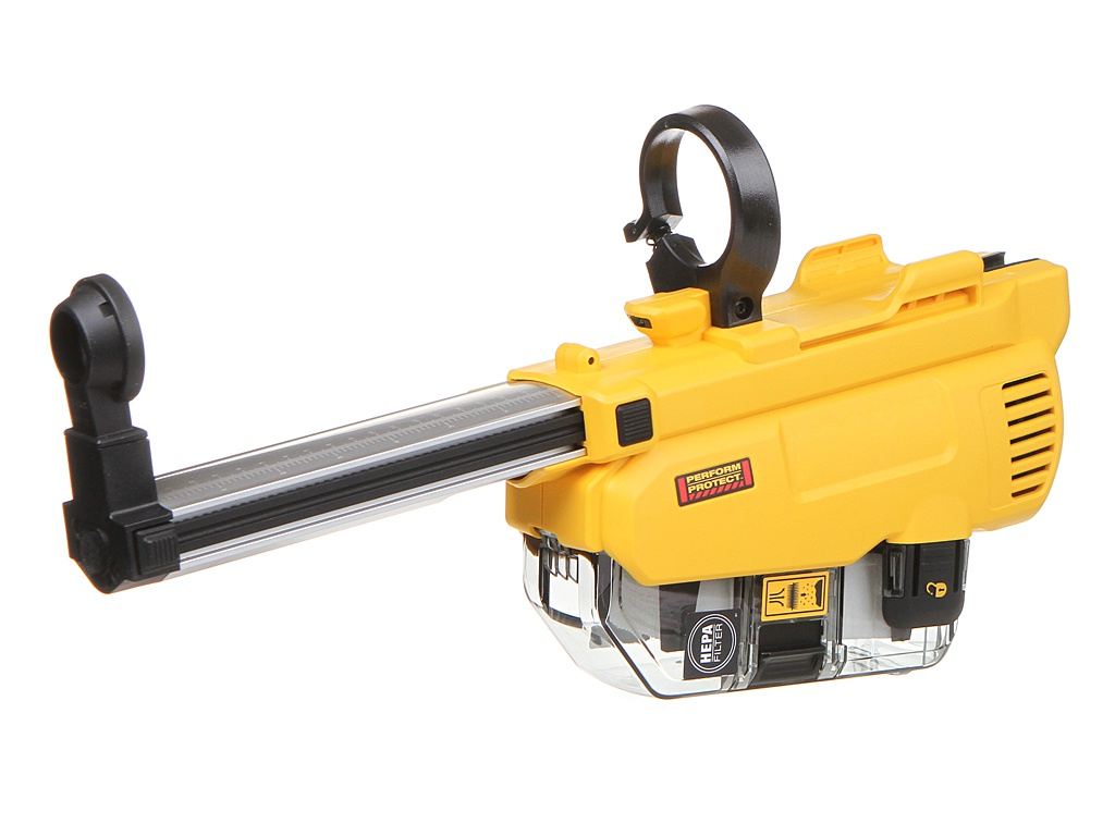 Пылесборник с HEPA-фильтром для перфораторов DeWalt DWH205DH