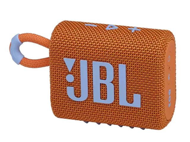 Колонка JBL Go 3 Orange