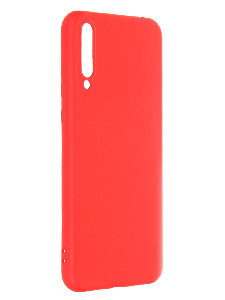 Чехол Krutoff для Huawei Y8p / Honor 30i Silicone Case Red 12355
