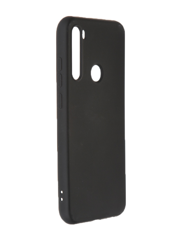Фото - Чехол Krutoff для Xiaomi Redmi Note 8 Silicone Case Black 12522 дисплей monitor для xiaomi redmi note 5a black 4038