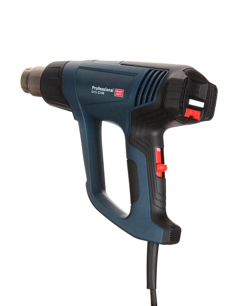 Фото - Строительный фен Bosch GHG 23-66 06012A6300 фен технический bosch ghg 23 66