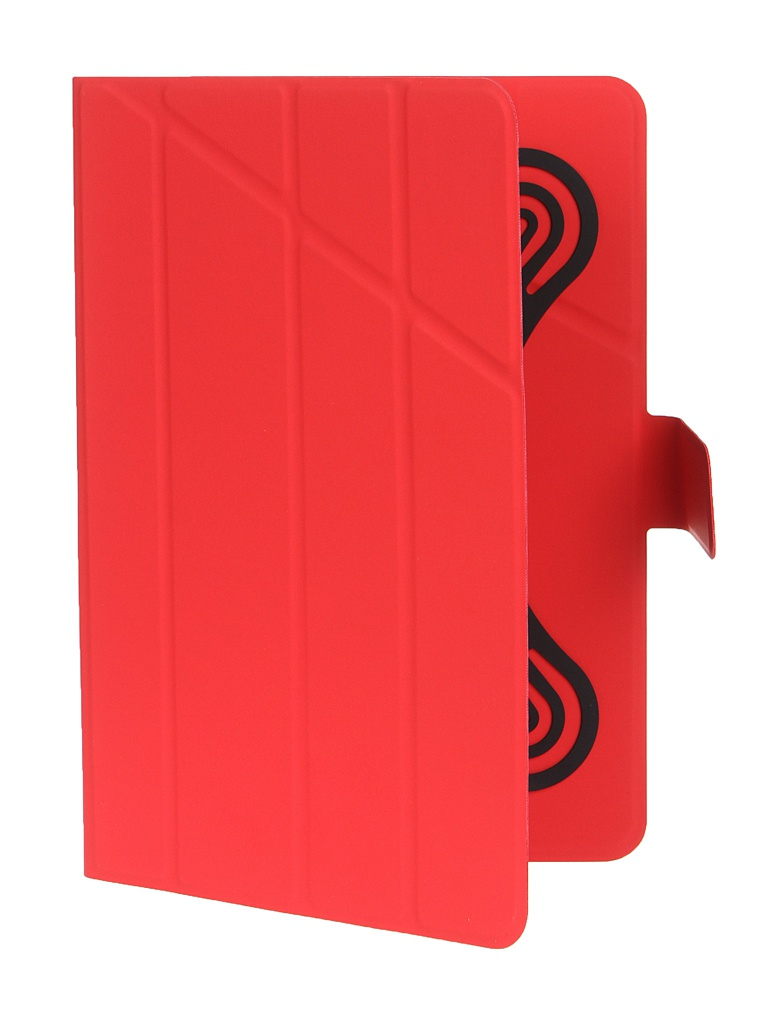 Аксессуар Чехол 9-10.1-inch DF Universal-16 Red