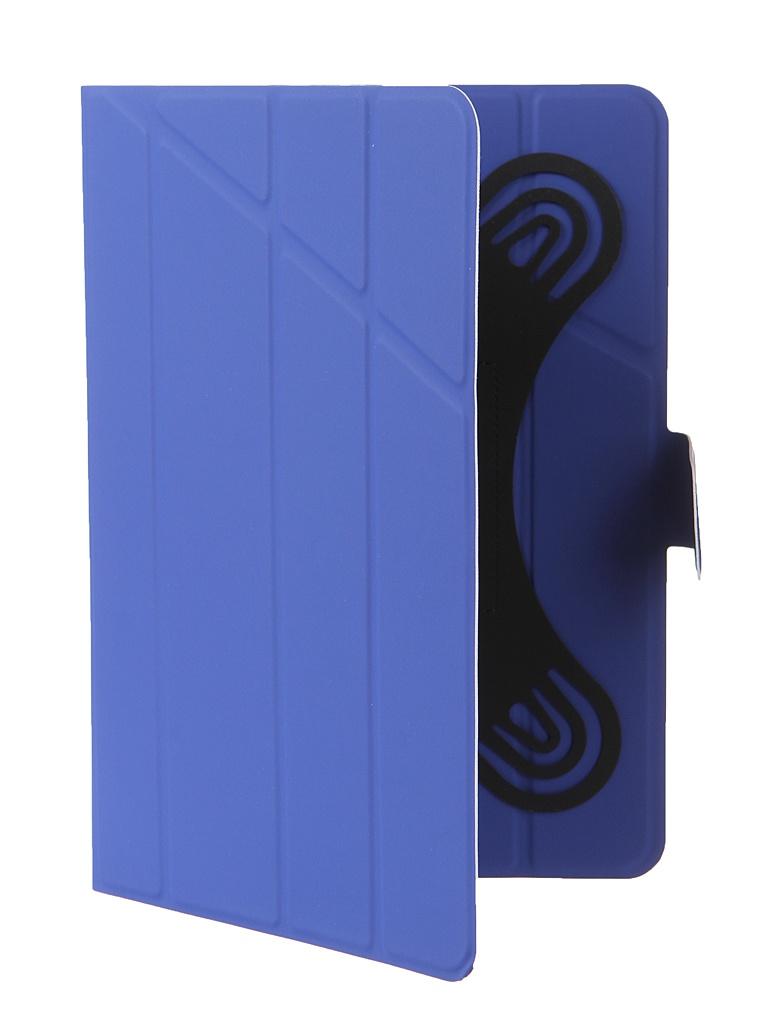 Аксессуар Чехол 9-10.1-inch DF Blue Universal-16