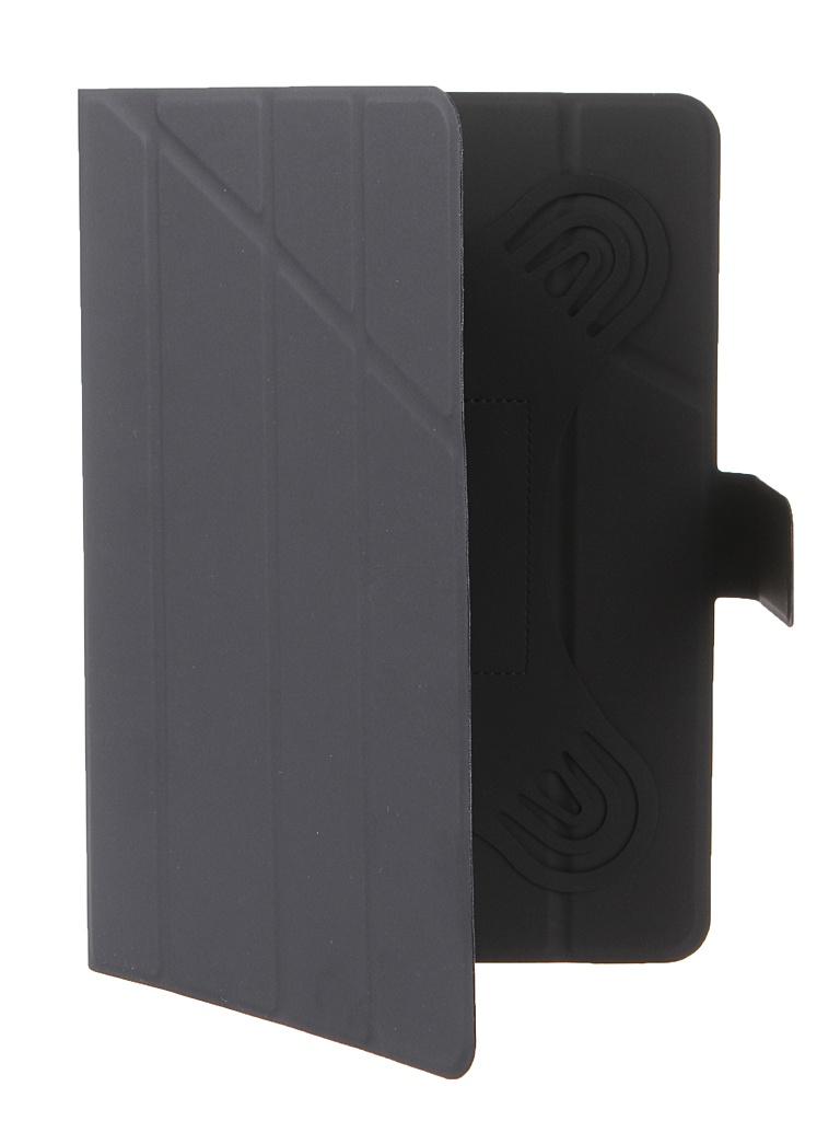 Аксессуар Чехол 9-10.1-inch DF Black Universal-16