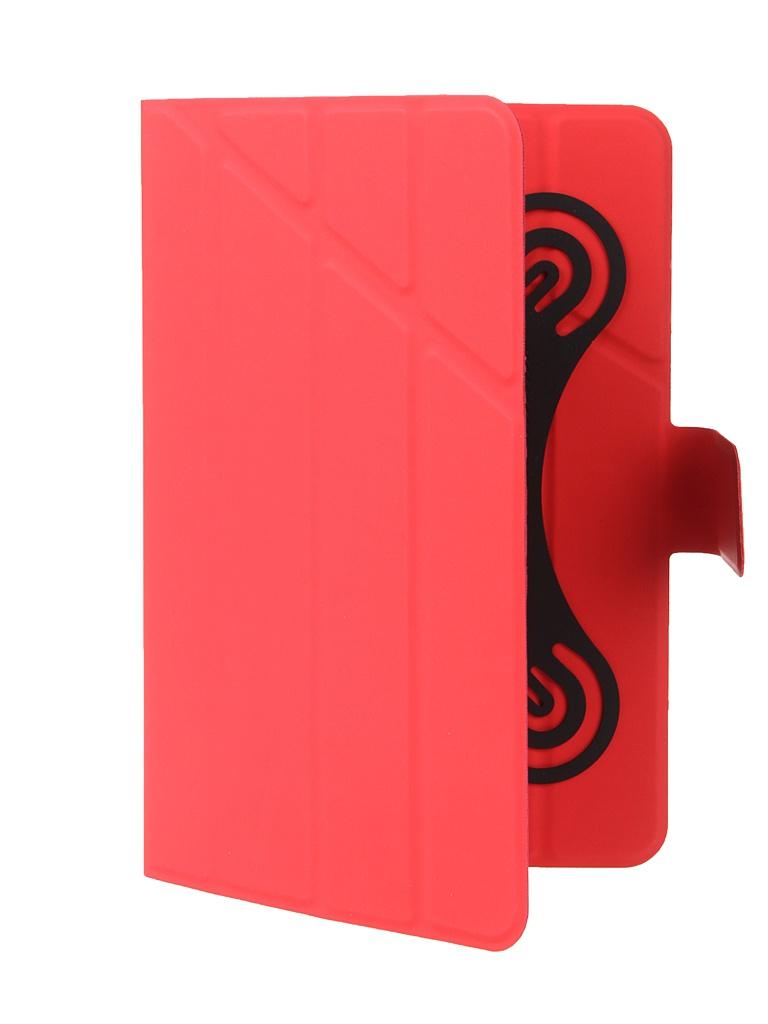 Аксессуар Чехол 7-8-inch DF Universal-15 Red