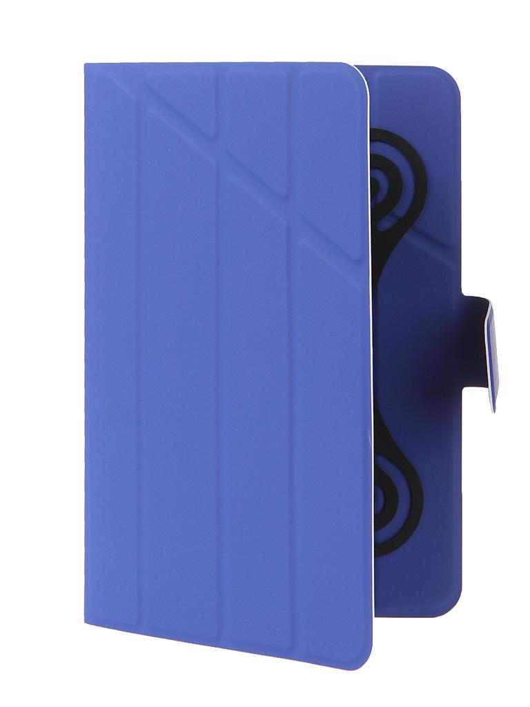 Аксессуар Чехол 7-8-inch DF Universal-15 Blue
