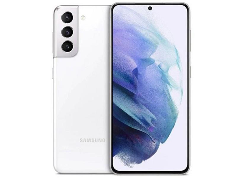 Сотовый телефон Samsung SM-G991F Galaxy S21 8/128Gb Phantom White сотовый телефон samsung sm a115f galaxy a11 2gb 32gb white