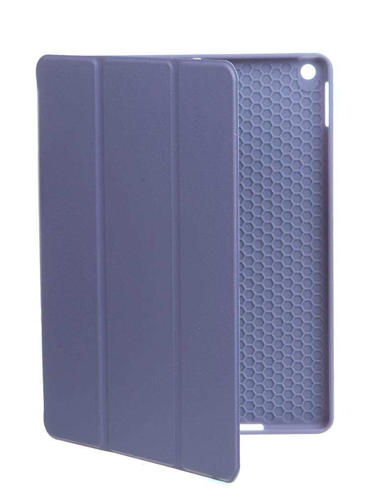 Чехол Gurdini для APPLE iPad 10.2 Retina Leather Series Pen Slot Grey 912990