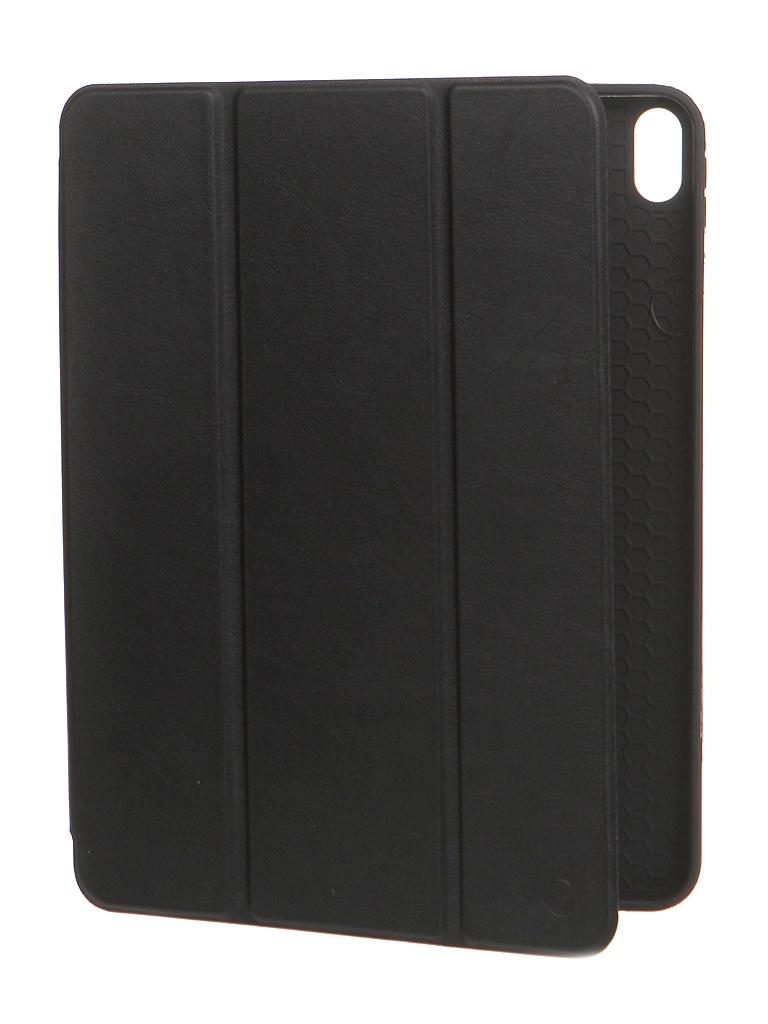 Чехол Gurdini для APPLE iPad Air 10.9 Leather Series Pen Slot Black 913660