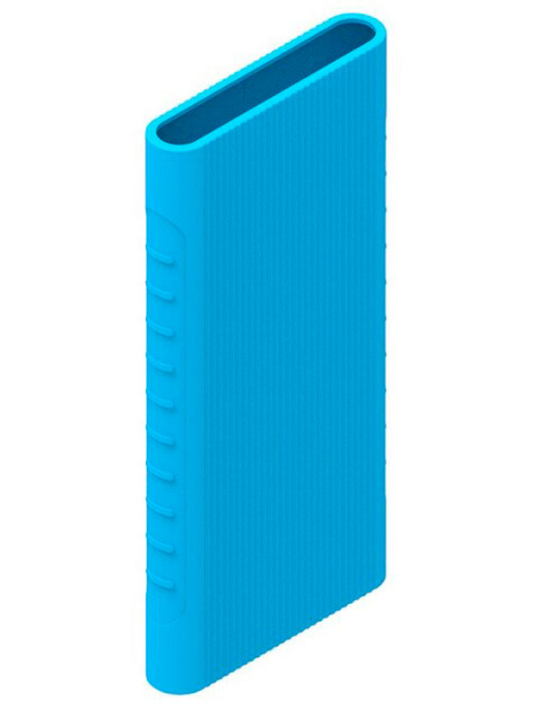 Чехол Xiaomi for Power Bank 3 10000mAh Blue