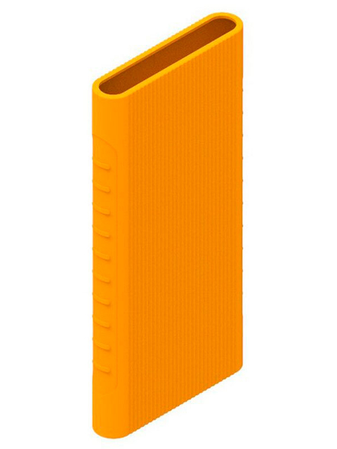 Чехол Xiaomi for Power Bank 3 10000mAh Orange
