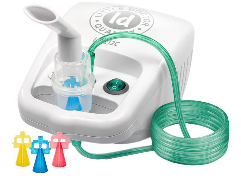 Ингалятор Little Doctor LD-212C White