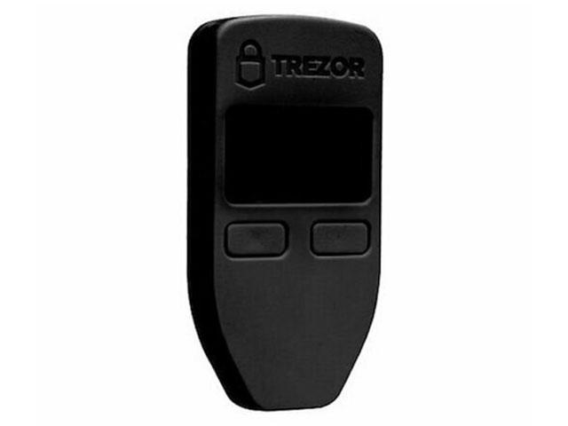 Аппаратный криптокошелек Trezor One Black