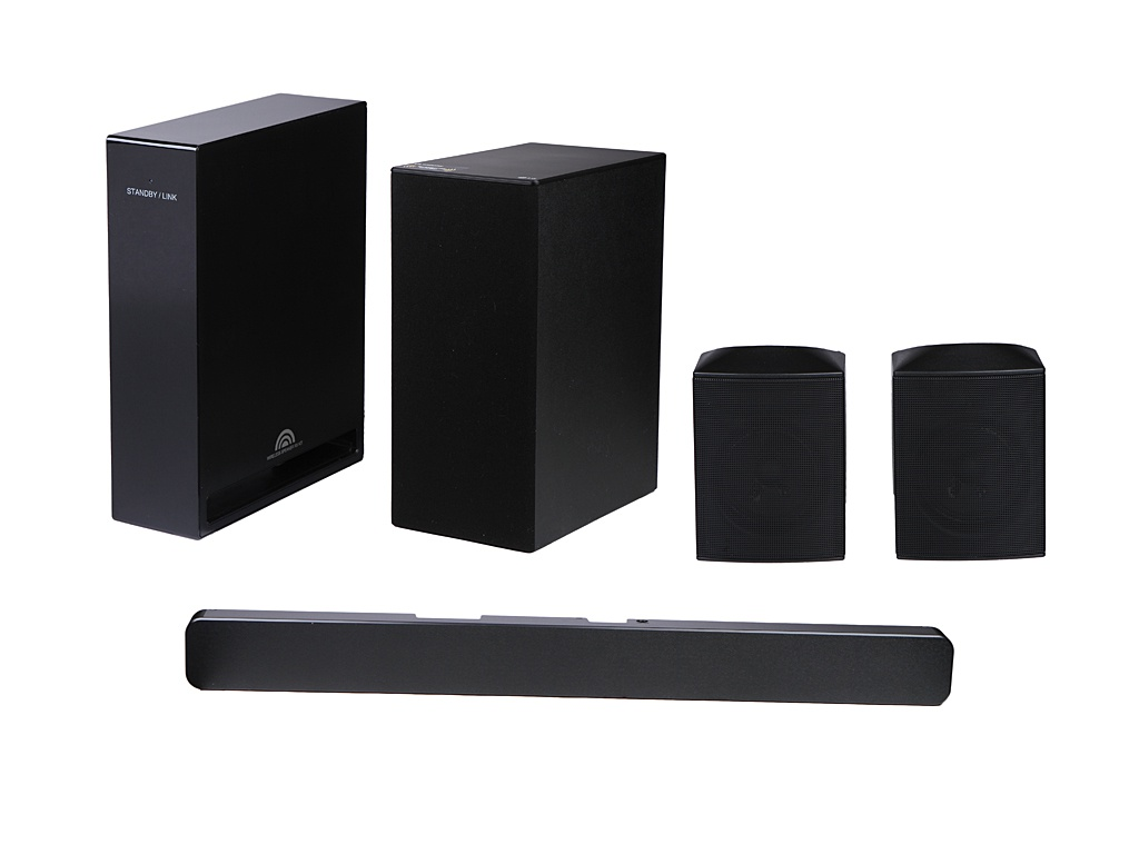 Звуковая панель LG SN5R