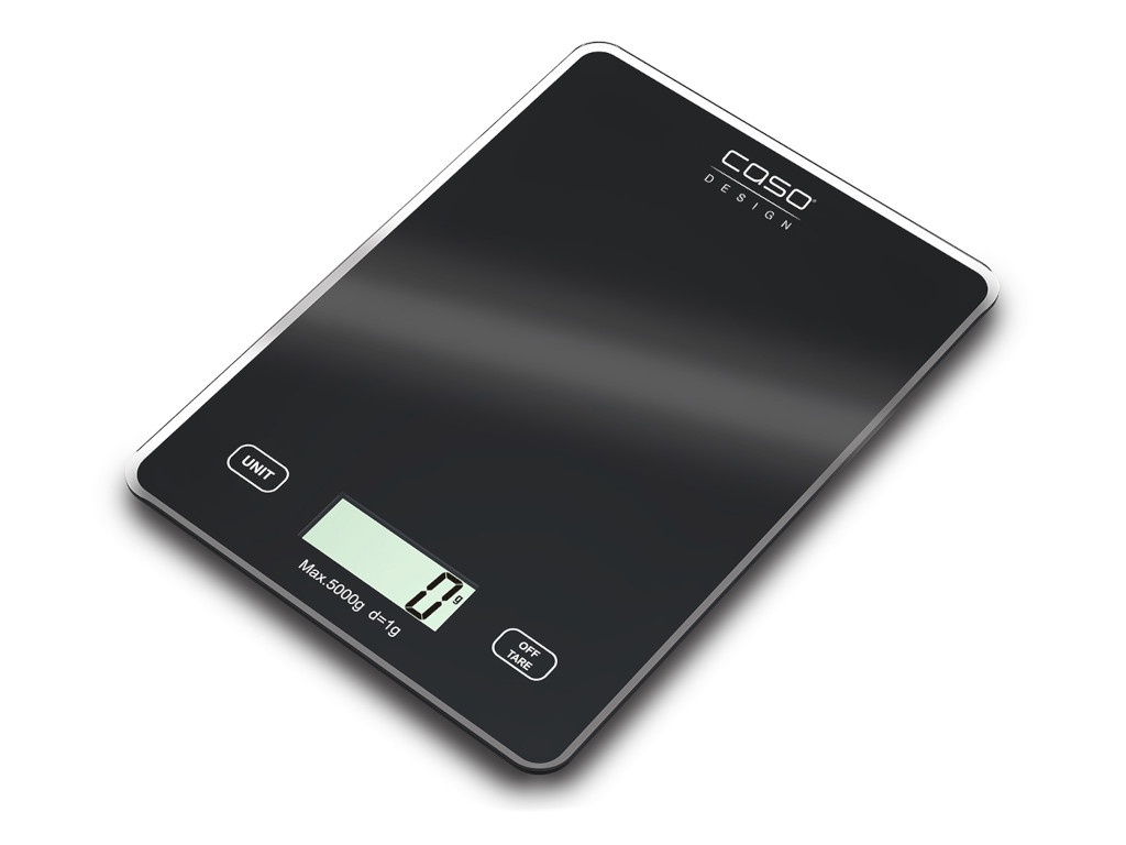 Весы Caso Kitchen Scale Slim