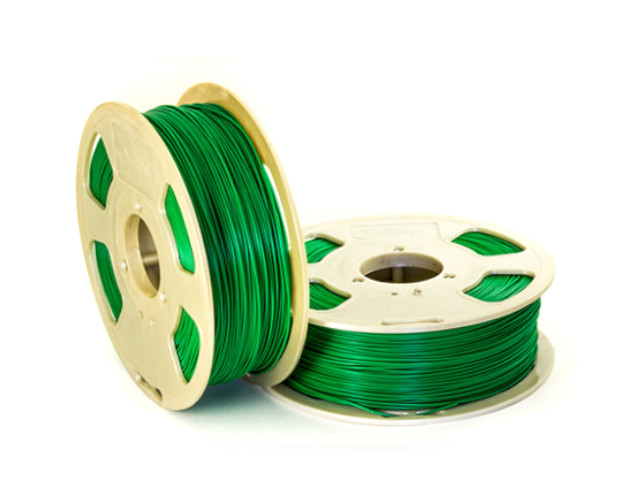 Аксессуар U3Print Geek Fil/iament PLA-пластик GF 1.75mm 1kg Just Green