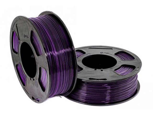 Аксессуар U3Print ABS-пластик HP 1.75mm 1kg Purple аксессуар u3print pla пластик hp 1 75mm 1kg lilac