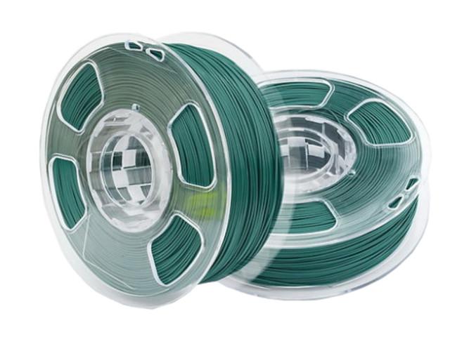 Аксессуар U3Print ABS-пластик HP 1.75mm 1kg Pigment Green аксессуар u3print pla пластик hp 1 75mm 1kg lilac