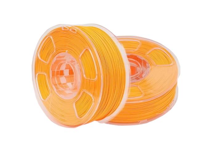 Аксессуар U3Print ABS-пластик HP 1.75mm 1kg Sunny Fruit аксессуар u3print pla пластик hp 1 75mm 1kg lilac