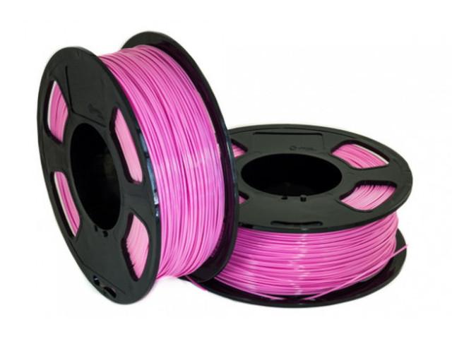 Аксессуар U3Print ABS-пластик HP 1.75mm 1kg Pink аксессуар u3print pla пластик hp 1 75mm 1kg lilac