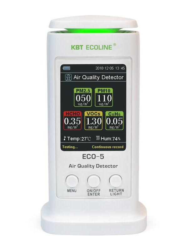 Газоанализатор КВТ Ecoline ECO-5