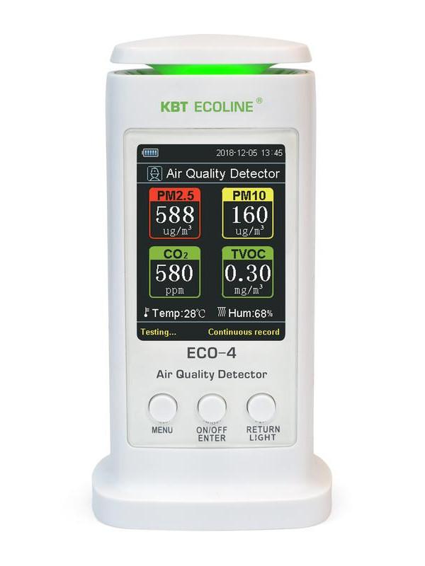 Газоанализатор КВТ Ecoline ECO-4
