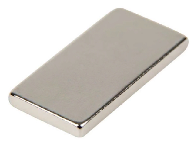 Неодимовый магнит Rexant 20х10х2mm 5шт 72-3404