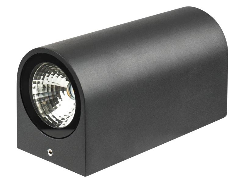 Светильник Rexant Cassiopea 2x4W LED Black 610-001