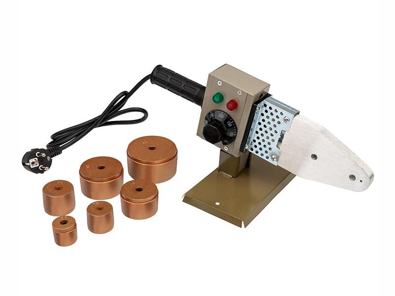 Аппарат для сварки пластиковых труб Rexant RX-800 11-1002