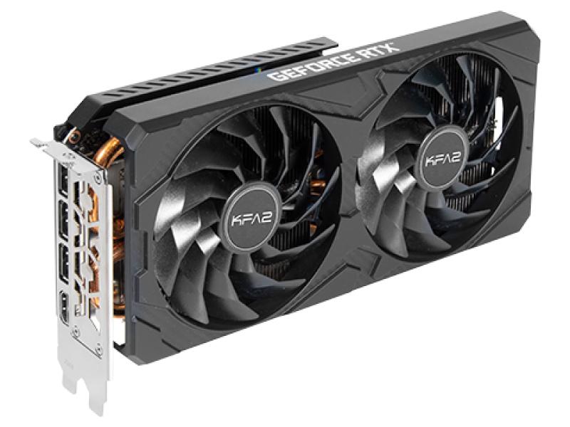 Видеокарта KFA2 GeForce RTX 3070 1725Mhz PCI-E 4.0 8192Mb 14000Mhz 256 bit HDMI 3xDP 37NSL6MD2KOK