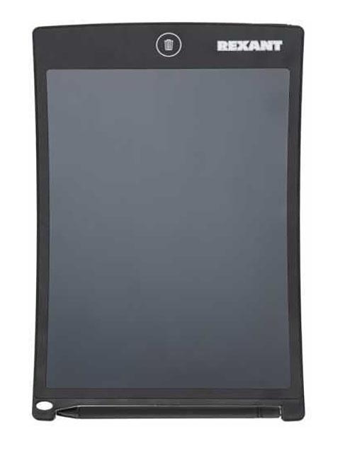 Графический планшет Электронный для рисования Rexant 8.5-inch многоцветный 70-5000