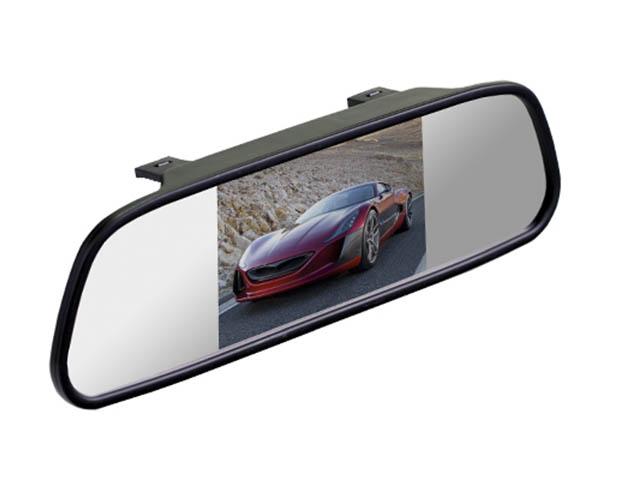 Зеркало заднего вида SilverStone F1 Interpower IP Mirror 4.3 MIR-IP-4.3