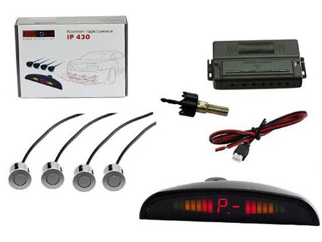 Парктроник SilverStone F1 Interpower IP-430S Silver PR-IP-430S-19 недорого