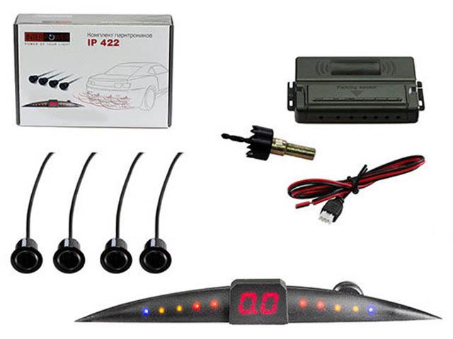 Парктроник SilverStone F1 Interpower IP-422 Black PR-IP-422B-21 недорого