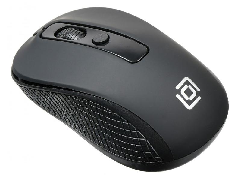 Мышь Oklick 645MW USB Black